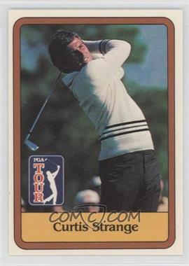 1981 Donruss Golf Stars #3 - Curtis Strange