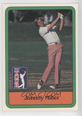 1981 Donruss Golf Stars #30 - Johnny Miller