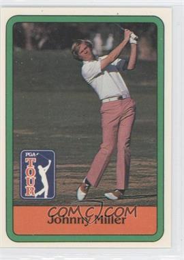 1981 Donruss Golf Stars #30 - Johnny Miller