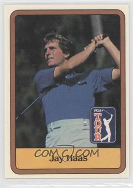 1981 Donruss Golf Stars #35 - Jay Haas