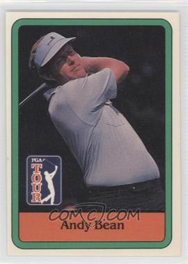 1981 Donruss Golf Stars #4 - Andy Bean