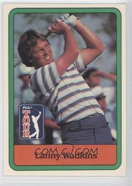1981 Donruss Golf Stars #58 - Lanny Wadkins