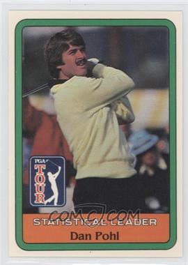 1981 Donruss Golf Stars #NoN - Dan Pohl