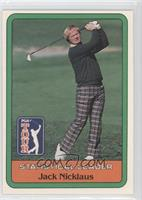 Jack Nicklaus Statistical Leader