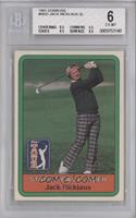 Jack Nicklaus Statistical Leader [BGS 6]