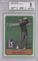 Jack Nicklaus Statistical Leader [BGS 8]