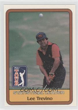 1981 Donruss Golf Stars #NoN - Lee Trevino