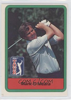 1982 Donruss Golf Stars #55 - Mark O'Meara