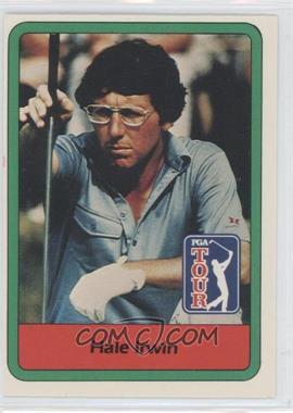 1982 Donruss Golf Stars #7 - Hale Irwin