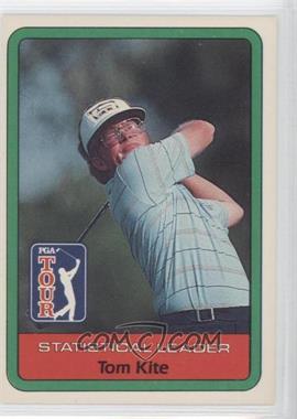 1982 Donruss Golf Stars #N/A - Tom Kite