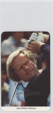 1987 Fax-Pax #N/A - Jack Nicklaus