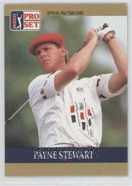 1990 PGA Tour Pro Set - [Base] #20 - Payne Stewart