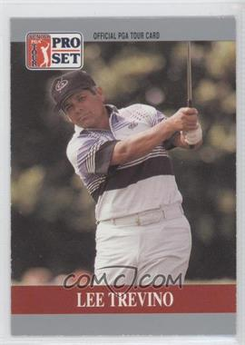 1990 PGA Tour Pro Set - Prototype #LETR - Lee Trevino