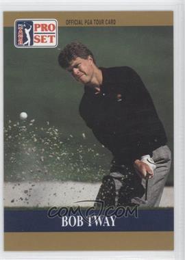 1990 PGA Tour Pro Set Prototype #BOTW - Bob Tway