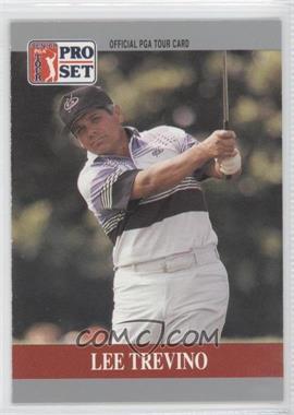 1990 PGA Tour Pro Set Prototype #LETR - Lee Trevino