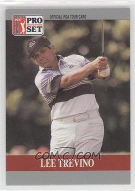 1990 PGA Tour Pro Set Prototype #LETR - Lee Trevino