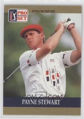 1990 PGA Tour Pro Set #20 - Payne Stewart