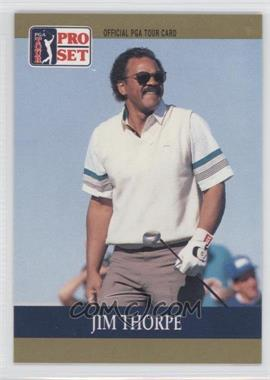 1990 PGA Tour Pro Set #43 - Jim Thorpe