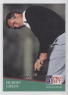 1991 Pro Set - [Base] #101 - Hubert Green
