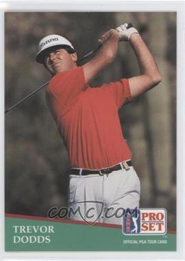 1991 Pro Set - [Base] #153 - Trevor Dodds