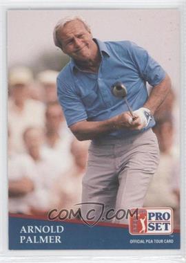 1991 Pro Set - [Base] #220 - Arnold Palmer