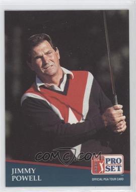 1991 Pro Set - [Base] #247 - Jimmy Powell
