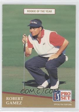 1991 Pro Set - [Base] #284 - Robert Gamez