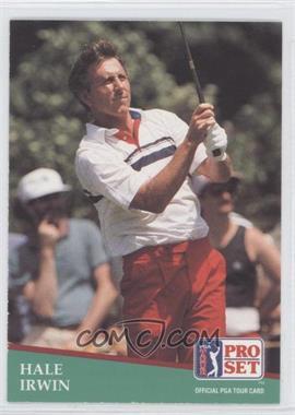 1991 Pro Set - [Base] #97 - Hale Irwin
