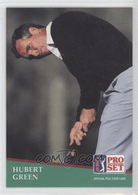 1991 Pro Set #101 - Hubert Green