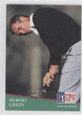 1991 Pro Set #101 - Hubert Green