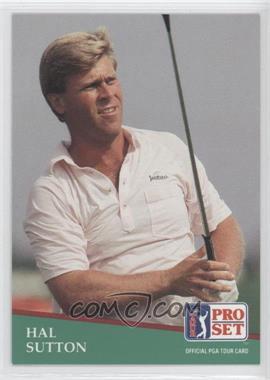 1991 Pro Set #132 - Hal Sutton
