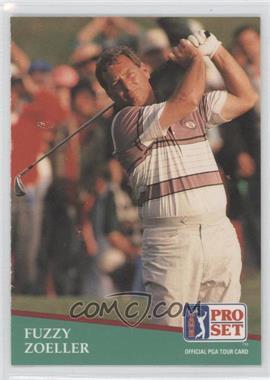 1991 Pro Set #144 - Fuzzy Zoeller