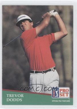 1991 Pro Set #153 - Trevor Dodds