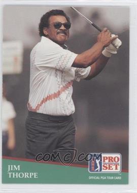 1991 Pro Set #161 - Jim Thorpe