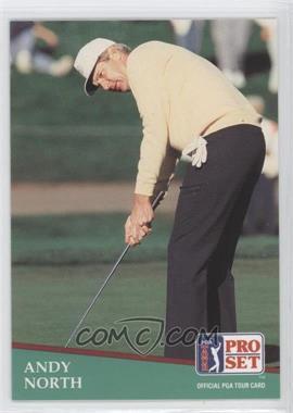1991 Pro Set #172 - Andy North