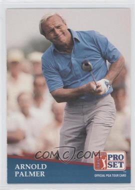 1991 Pro Set #220 - Arnold Palmer