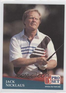 1991 Pro Set #229 - Jack Nicklaus