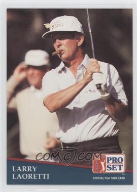 1991 Pro Set #266 - Larry Laoretti
