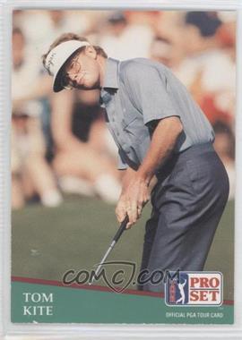 1991 Pro Set #27 - Tom Kite