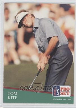 1991 Pro Set #27 - Tom Kite