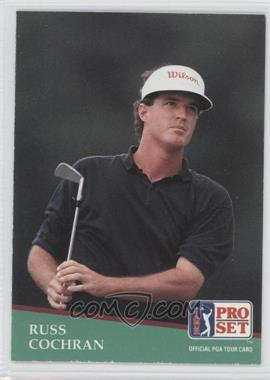1991 Pro Set #45 - Russ Cochran
