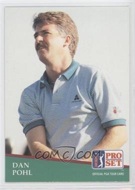 1991 Pro Set #92 - Dan Pohl