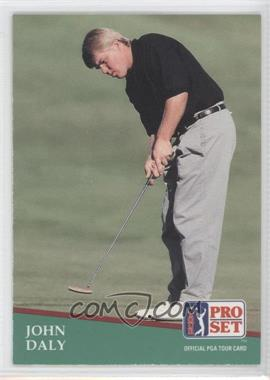 1991 Pro Set #93 - John Daly