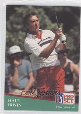 1991 Pro Set #97 - Hale Irwin