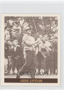 1992 Famous Golfers of the 40's & 50's - [Base] #17 - Gene Littler