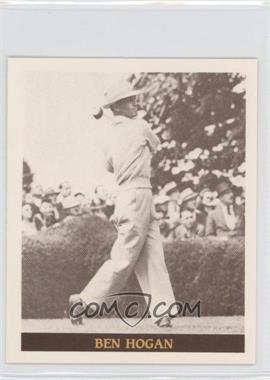 1992 Famous Golfers of the 40's & 50's - [Base] #24 - Ben Hogan