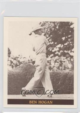 1992 Famous Golfers of the 40's & 50's #24 - Ben Hogan