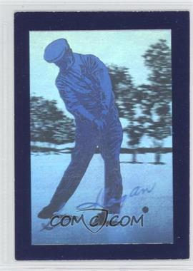 1992 Pro Set Golf Ben Hogan Commemorative Collectible #N/A - Ben Hogan /5000