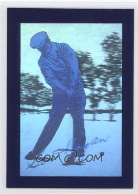 1992 Pro Set Golf Ben Hogan Commemorative Collectible #N/A - Ben Hogan /5000