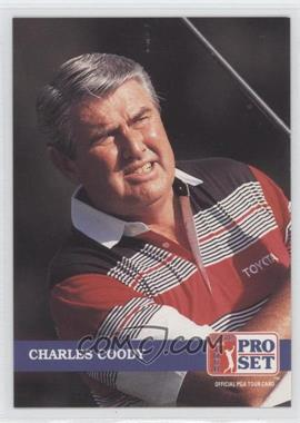 1992 Pro Set Golf #203 - Charles Coody